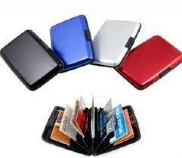 کیف کارت آلوما ولت اصلی   Aluma wallet