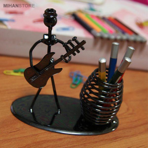 جاقلمی فلزی آدمک طرح موزیکال