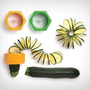 حلقه کن میوه و سالاد20205