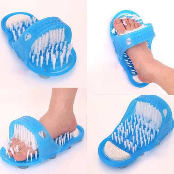 دمپایی و ماساژور پا ایزی فیت Easy Feet
