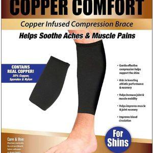 زانو بند و آرنج بند copper comfort
